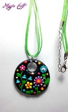 Hey, I found this really awesome Etsy listing at https://www.etsy.com/listing/174525080/fimo-flowers-necklace