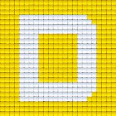 X Letter D | Pixel Party