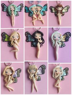 1 million+ Stunning Free Images to Use Anywhere Polymer Clay People, Cute Polymer Clay, Cute Clay, Polymer Clay Dolls, Polymer Clay Projects, Polymer Clay Jewelry, Palmer Clay, Acryl Nails, Clay Tutorials