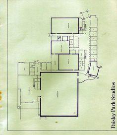Paisley Park Floor Plan