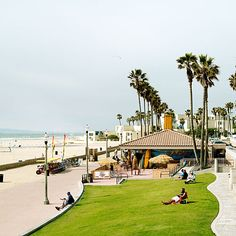 Huntington Beach - lived there right out of college and spent many a day there over the summers of high school.