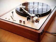 Lenco L-85 Turntable   Vintage Audio Love