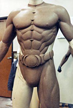 Robin sculpt 9