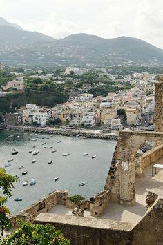 Ischia, Bay of Naples, Italy