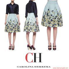 CAROLINA HERRERA Dress - CAROLINA HERRERA Sandals