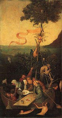 Hieronymus Bosch – Narrenschiff