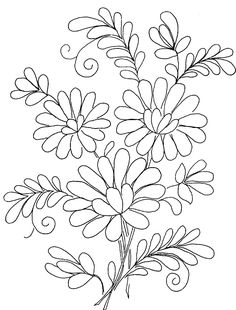 Best 11 Embroidery Thread Bobbin Embroidery Patterns For Golf – SkillOfKing. Mexican Embroidery, Floral Embroidery Patterns, Hand Embroidery Flowers, Machine Embroidery Patterns, Hand Embroidery Designs, Ribbon Embroidery, Embroidery Art, Cross Stitch Embroidery, Painting Patterns