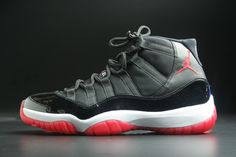 0cfda95e211a79 How To Buy Authentic Youth Big Boys Air Jordan Jordan 11 Youth Big Boy Bred  Restock Reminder Crimson Black White 378037 010 On Sale