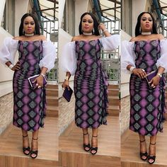 Latest Ankara Gown Fashion Styles for Cute Ladies.Latest Ankara Gown Fashion Styles for Cute Ladies African Print Fashion, African Fashion Dresses, Fashion Prints, Ankara Fashion, African Outfits, African Wear, African Dress, Latest Ankara Gown, Afro Style