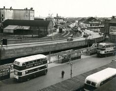 Newport then and now: The extraordinary pictures that show the city's past and how it's changed - Wales Online Newport Gwent, Newport Wales, Bus Station, Picture Show, Old Photos, Over The Years, Past, Nostalgia, Change
