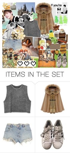 """""""you make me feel like im alive again."""" by urathugharry ❤ liked on Polyvore featuring art"""