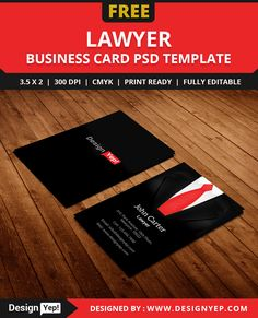 Free doctor business card template psd free business card free lawyer business card template psd reheart Images