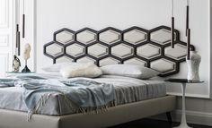 Cattelan Italia Thiago bed by Alessio Bassan