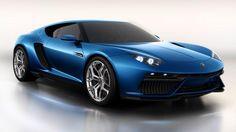 Lamborghini surprises Paris Motor Show with 910 horsepower hybrid Asterion