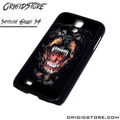 Rottweiler Growning Scary Case For Samsung Galaxy S4 Case