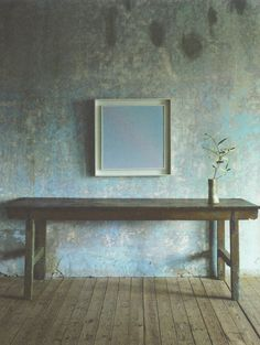 Axel Vervoordt Love this wabi Sabi wall color Wabi Sabi, Design Japonais, Axel Vervoordt, Interior And Exterior, Interior Design, Interior Walls, Tadelakt, Wall Finishes, French Interior
