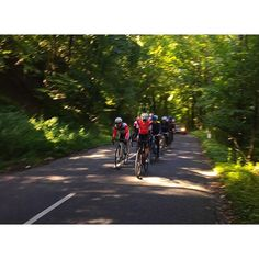 That Lucy leading out the peloton... #cycling #wymtm #forestofbowland #tourofbritain #tob2015 #PGtrips #outsideisfree