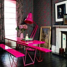 Neon na decoração - dcoracao.com - blog de decoração