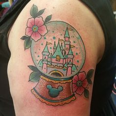 Disney Tattoos | POPSUGAR Beauty Photo 13