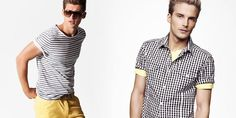 Men's Fashion Tip: How To Neutralise Bold Colours #FashionTip #Men