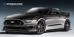 Ford Performance Unveils Magnificent 7 Mustang Lineup For SEMA Mustang Cabrio, Ford Mustang Convertible, Ford Mustang Gt, Magnificent 7, Most Popular Cars, Crate Engines, Pony Car, Wide Body, Auto Service
