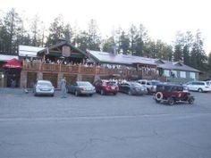 Molly Butler Lodge Weddings in Greer AZ