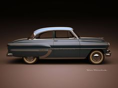 1953 Chevrolet Bel Air 2-Door Sedan