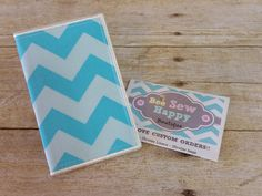 Chevron slim wallet womens business card holder mini teen chevron slim wallet womens business card holder mini teen wallet credit card holder gift for daughter teacher cute id card case my etsy seller reheart Gallery