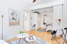 Amenajare practică într-o garsonieră de 38 m² | Jurnal de design interior