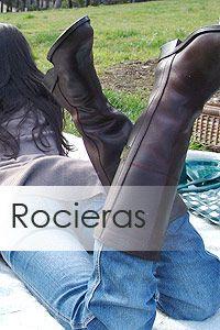 Catálogo de Botos rocieros, boto rociero fabricado por Dakota Boots, Valverde del Camino
