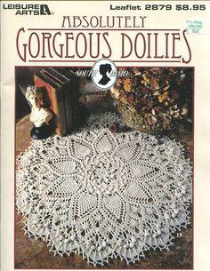 Patricia Kristoffersen:  Absolutely Gorgeous Doilies