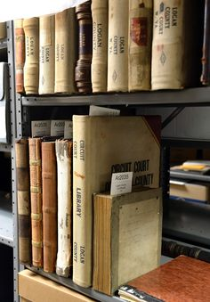 The Charleston Gazette | Electronic court records about practicality and preservation