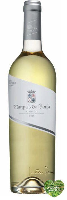 Love Your Table - Marques de Borba White Wine 2011, €9,49 (http://www.loveyourtable.com/Marques-de-Borba-White-Wine-2011/)