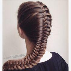 Плетение кос. Вечерние и повседневные прически