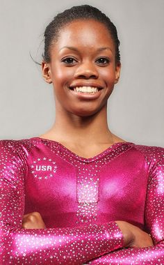 Gabby Douglas! You made 'Merica proud! - First African-American Female Gymnast to win a Gold Medal in the olympics. London 2012