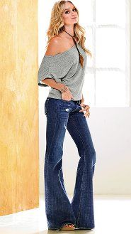 I'm obssessed with these jeans!-Victoria Secret