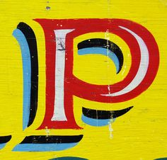 P by chrisinplymouth, via Flickr