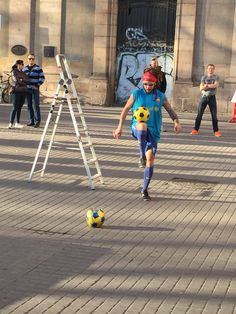 Ronaldinho's Spanish Cousin