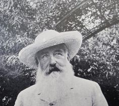 Monet. When I meet him in heaven I'm just going to stand there in awe. He is my favorite artist.