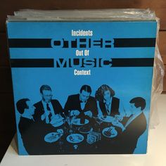 OTHER MUSIC Incidents Out of Context LP 1983 Flying Fish ORIG US PRESS avant #ExperimentalAvantgarde