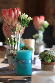 Ideen für eure Tischdeko gibt es viele. Schaut vorbei und holt euch Inspirationen!