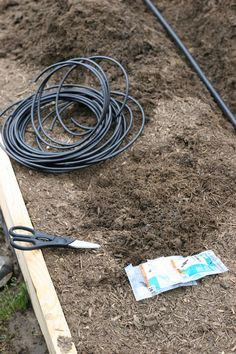 Irrigation System for Raised Bed Garden | Prudent Baby