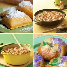 From beignets to jambalaya and king cake, here are 15 recipes to celebrate Mardi Gras!