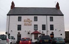 The Kings Arms, West Terrace, Seaton Sluice, Northumberland