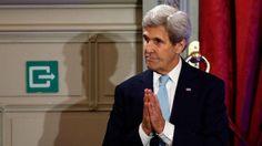 ABD Dışişleri Bakanı John Kerry'nin Suriyeli muhaliflerle gerçekleştirdiği bir toplantının ses kaydı sızdırıldı. Kerry burada, IŞİD'in yükselişini farkettiklerini ancak bunun Suriye Devlet Başkanı Beşar Esed üzerinde baskı kuracağını düşündükleri içi