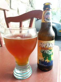 Wednesday, July 3, 2013: Tröegs Brewing Company HopBack Amber Ale  https://www.troegs.com/our_brews/troegs_hopback_amber_ale.aspx