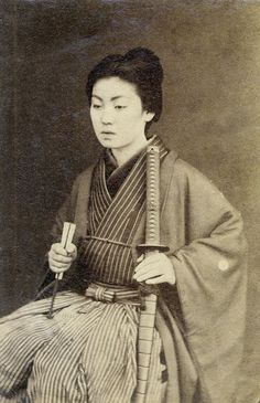 Don't Get On The Bad Side Of These Badass Samurai Women