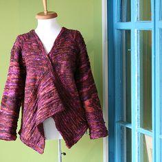 NobleKnits.com - Indigirl Elsewhere Top Down Cardigan Knitting Pattern, $6.95 (http://www.nobleknits.com/indigirl-elsewhere-top-down-cardigan-knitting-pattern/)