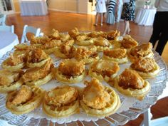 Chicken and Waffles * Lowcountry Weddings * Catering by Debbi Covington * www.cateringbydebbicovington.com * 843-525-0350