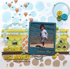Summer Smile {Sparkle N Sprinkle}
